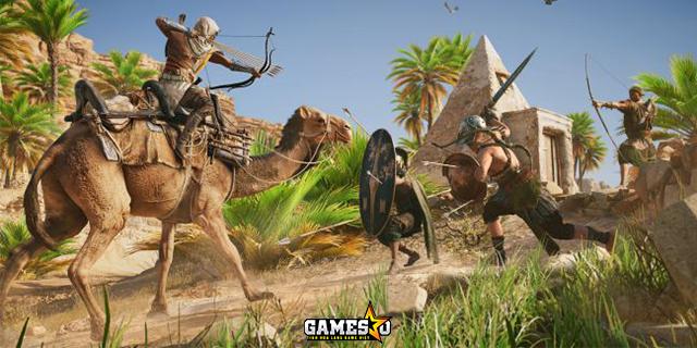 Assassin's Creed: Origins – Thời thượng và đẫm máu