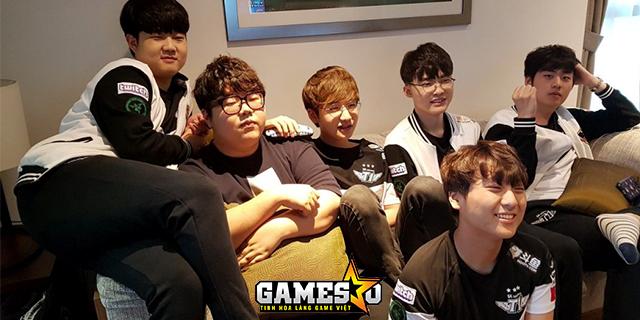 LMHT: SKT thắng nhẹ FW, Hàn Quốc toàn thắng ngày đầu Khu Vực Đại Chiến