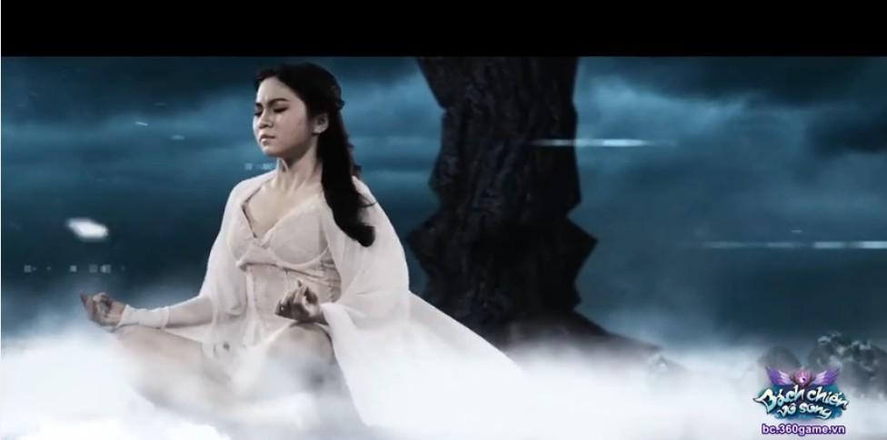 Hot girl như Hexi xuất hiện ảo diệu trong clip quảng bá game tiền tỷ