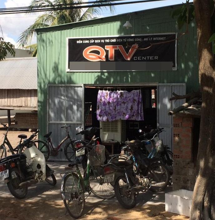 Hóa ra QTV Center còn có thêm trụ sở nữa ở dưới quê