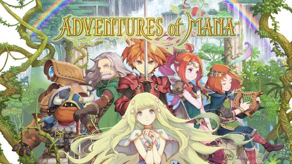 Square Enix chính thức phát hành Adventures of Mana trên PS Vita | GameSao