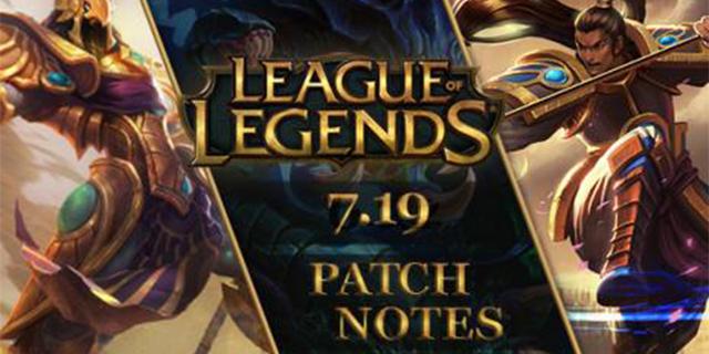 LMHT: Chi tiết bản cập nhật 7.19 - Xin Zhao cùng Azir được nâng cấp lối chơi