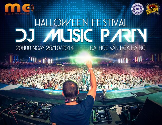 Gặp gỡ 'hot boy' DJ sẽ 'khuấy đảo' Halloween Festival 2014