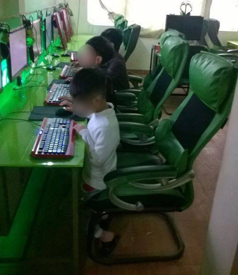 Tâm sự chủ quán net: Đôi khi trẻ em còn đáng quý hơn khối người