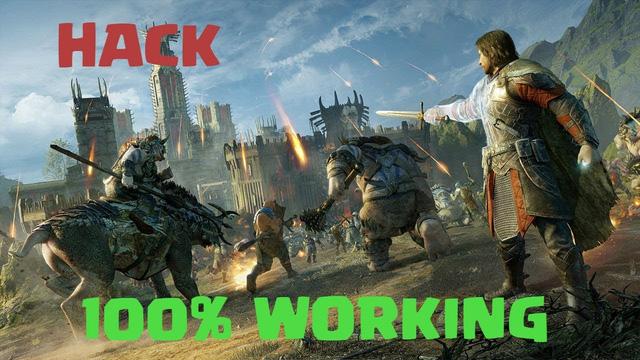 Không chỉ bị crack sau 1 ngày ra mắt, Middle Earth: Shadow of War giờ còn bị hack tơi bời