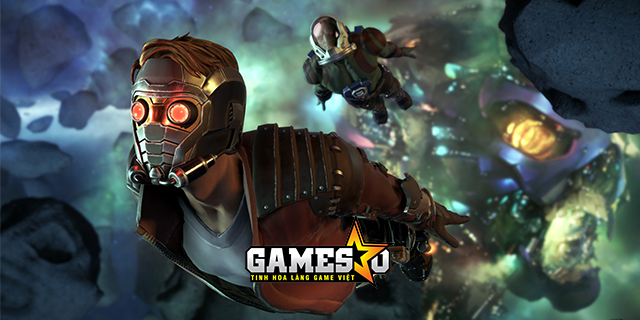 Telltale Games tung trailer đầu tiên của Guardians Of The Galaxy