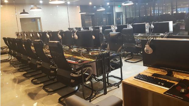 H2 Club - Mô hình tổ hợp phòng game dành cho cặp dôi đầu tiên tại HẢI PHÒNG