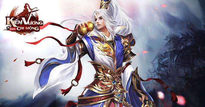Lộ ảnh Việt hóa của Kiếm Vương Chi Mộng – MMORPG Kiếm hiệp Tu tiên đầu tiên tại Việt Nam