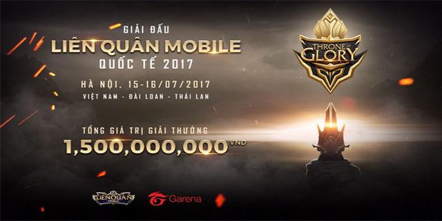 Hà Nội là địa điểm tổ chức giải đâu quốc tế đầu tiên của Liên Quân Mobile