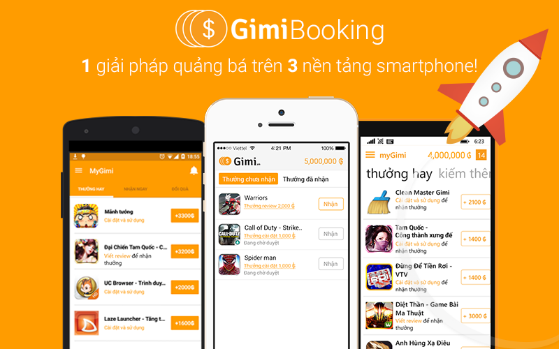 MyGimi - Giải pháp giúp NPH game tiếp cận hàng vạn game thủ mobile