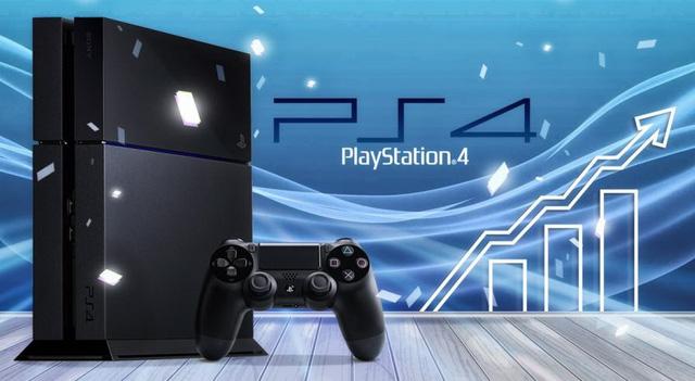 PS4 vẫn đứng sau PS2 dù doanh số bán ra đến 50 triệu máy trong 3 năm