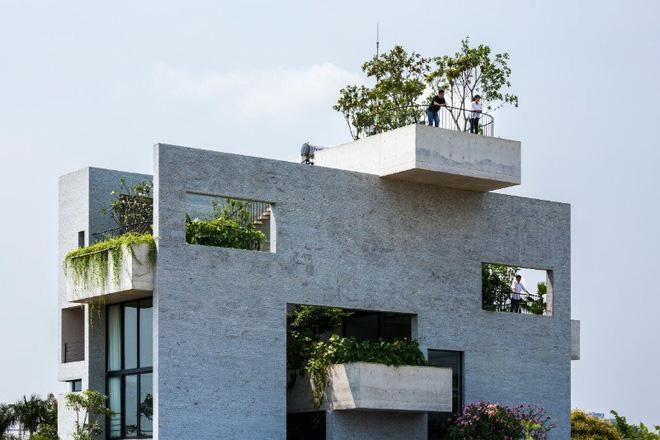 Cùng ngắm qua 11 kiến trúc nhà ở đẹp nhất thế giới, Việt Nam cũng có 1 cái nằm trong danh sách