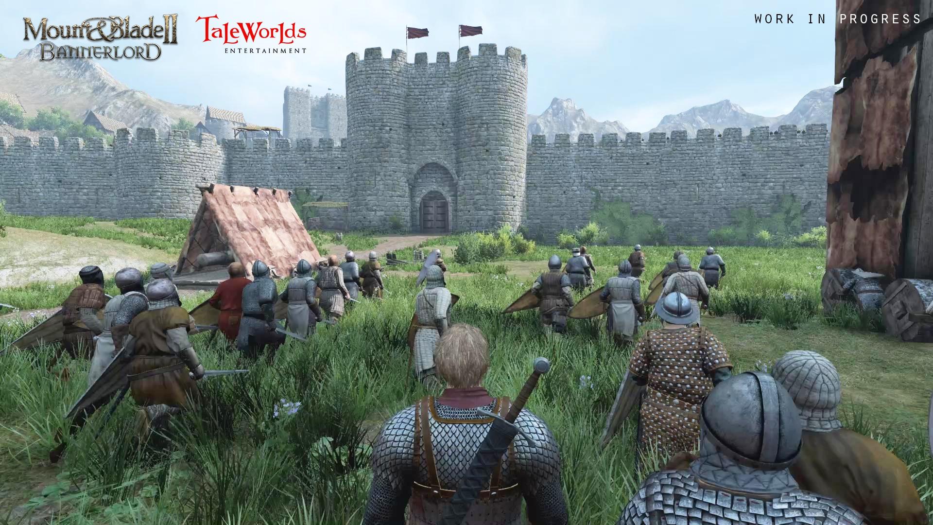 Siêu phẩm A-RPG thời Trung cổ Mount & Blade 2 tung hình ảnh giới thiệu bối cảnh cực chất