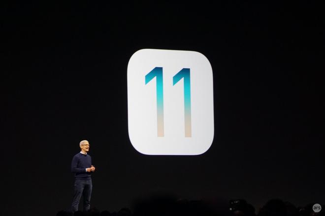 iOS 11 ra mắt đêm nay có thể khiến nhiều fan Apple theo chủ nghĩa hoàn hảo cảm thấy khó chịu