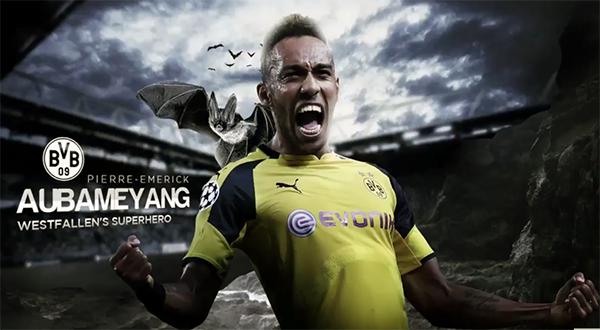 [FIFA Online 3]: Đánh giá sát thủ tia chớp Aubameyang '16