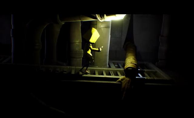 Little Nightmares - Game kinh dị hoạt hình tung trailer ma quái