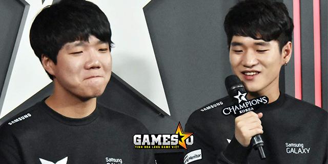 """[LMHT] Samsung """"chạy đà"""" tốt trước màn đụng độ với SKT"""