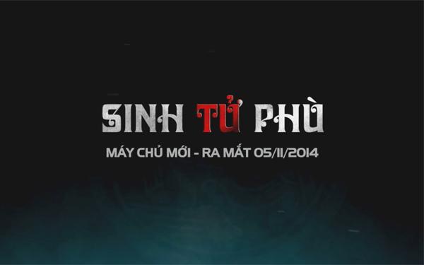 Tiếu Ngạo Giang Hồ 3D tung Trailer hùng tráng đón máy chủ Sinh Tử Phù