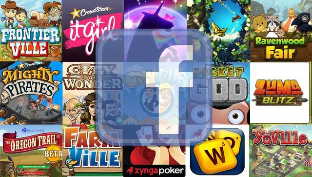 Ứng dụng chơi game mới nhất của Facebook vừa được tung ra