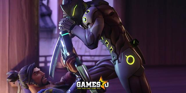 [Overwatch] Genji và Hanzo được buff, Reinhardt cùng Soldier: 76 bị nerf