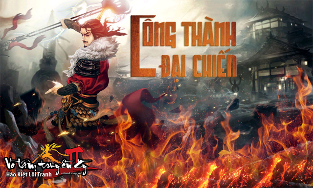 Game thủ Võ Lâm Truyền Kỳ II háo hức thời khắc tái khởi công thành
