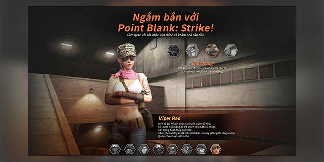Nexon cho đăng ký trước Point Blank phiên bản Mobile, ra mắt người chơi Việt Nam vào tháng 9