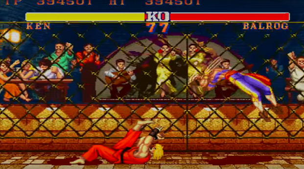 Street Fighter 2 bị phát hiện ra lỗi dù đã ra mắt được ...26 năm
