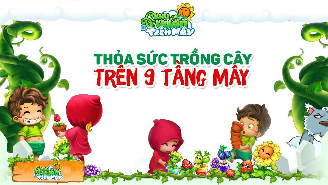 Khu Vườn Trên Mây – game Việt duy nhất được vinh danh tại giải IMGA Quốc tế