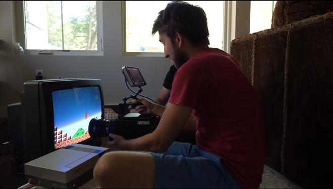 Sẽ ra sao khi chơi 'Super Mario' với tốc độ 380.000 khung hình/giây?