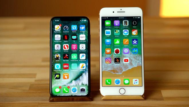 iPhone 8, iPhone X vào giai đoạn bình ổn giá