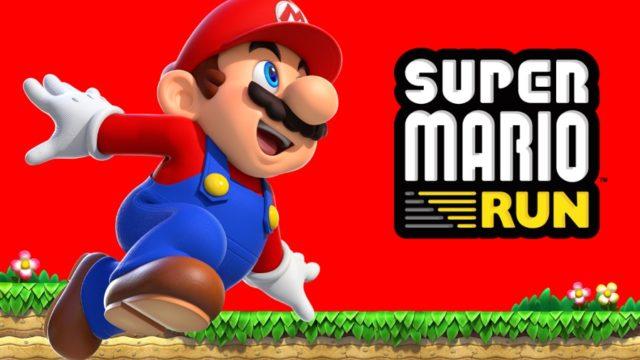 Super Mario Run chính thức trình làng game thủ Android