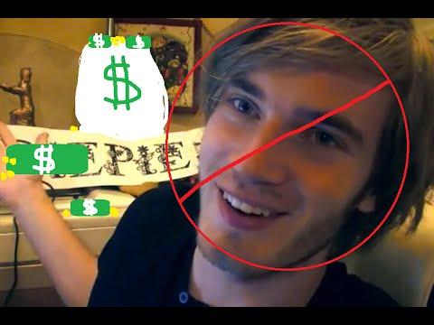 Sau Disney, PewDiePie lại bị Youtube phạt vì trò đùa vô ý thức vừa qua
