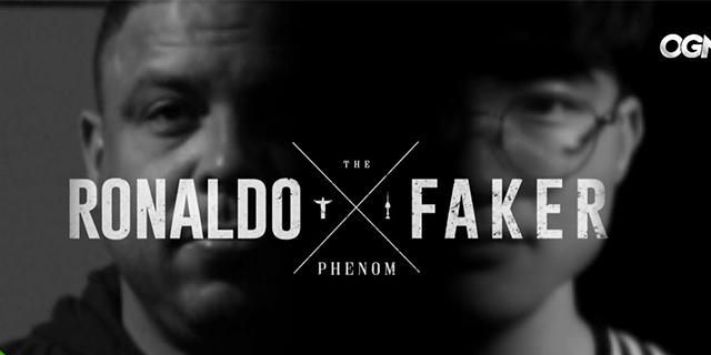 LMHT: Faker được sánh ngang cùng Ronaldo 'béo' trong một bộ phim tài liệu