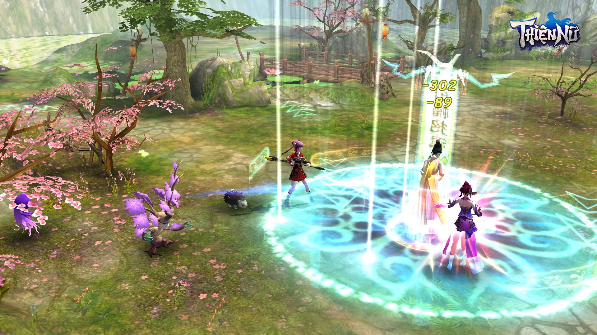 Thiện Nữ Mobile cho người chơi sống lại ký ức Thiện Nữ U Hồn cách đây 5 năm