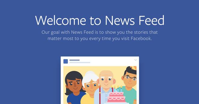 Người dùng bắt đầu ít thấy quảng cáo và nội dung từ fanpage hơn trên Facebook