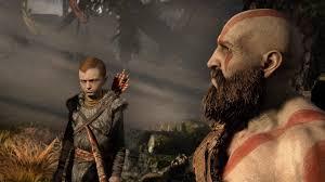 Chết cười với ông bố lầy nhất năm: Tự đóng vai Kratos rồi bắt con trai làm Atreus