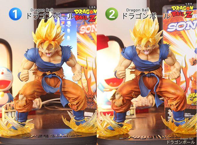 Choáng với màn vận nội công của Son Goku ngoài đời thực