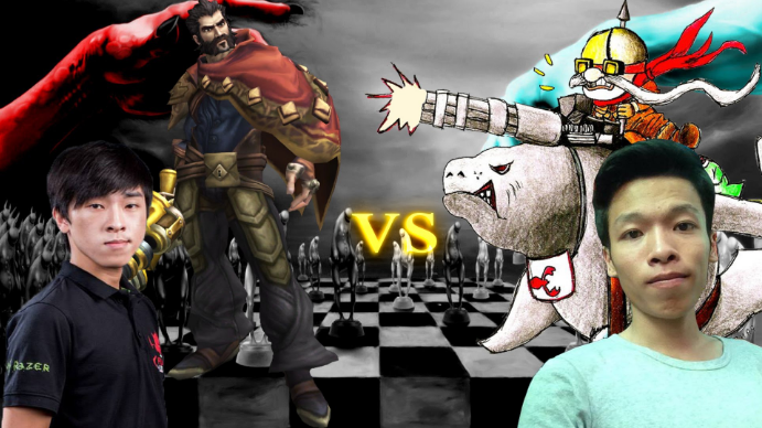 [LMHT] Cuộc chiến giữa KOW và Trâu Best Udyr đã đến hồi kết?