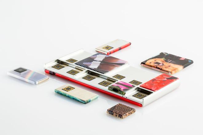 Bộ phận phần cứng bí mật của Facebook đang âm thầm phát triển smartphone xếp hình