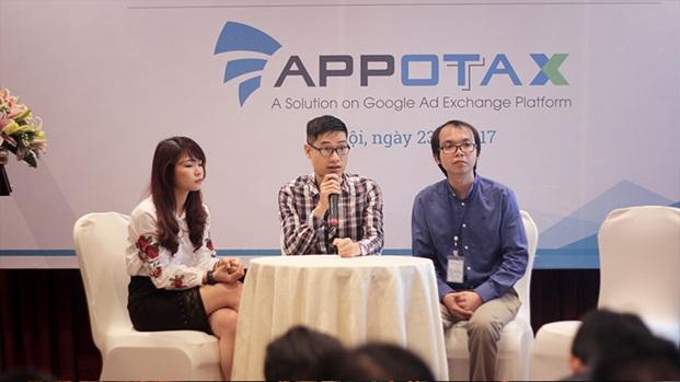 Ra mắt AppotaX – Giải pháp tối đa hóa doanh thu quảng cáo cho ứng dụng di động