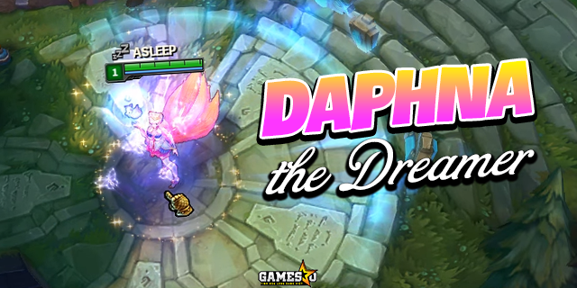 LMHT: Daphna the Dreamer với hiệu ứng có một không hai sẽ là vị tướng mới?!