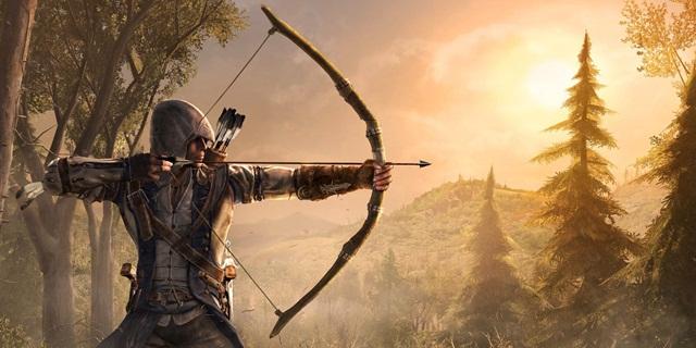 Sự lợi hại của cung tên và vũ khí thô sơ trong game hành động