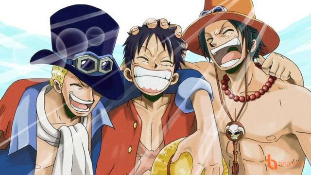 Luffy cứu ace
