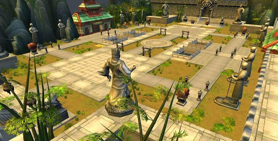 Game thủ Mộng Võ Lâm bức xúc vì ghép server lung tung trong chiến trường