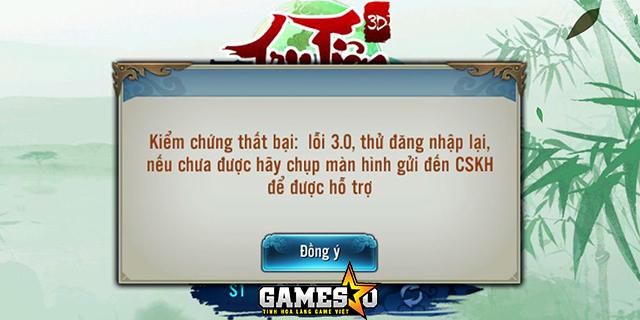 """Game thủ """"than khóc"""" vì chẳng thể đăng nhập được vào Tru Tiên 3D"""