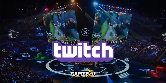 Dota 2 là nội dung eSports được xem nhiều nhất tháng 4 trên Twitch