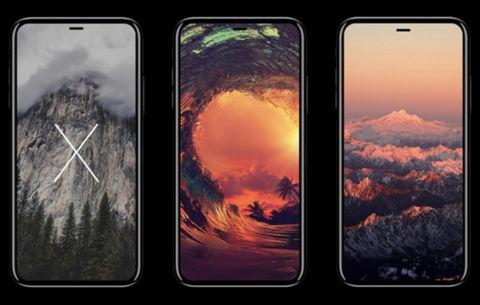 iPhone 8 'nhường' màn hình cong bốn cạnh cho Galaxy S9