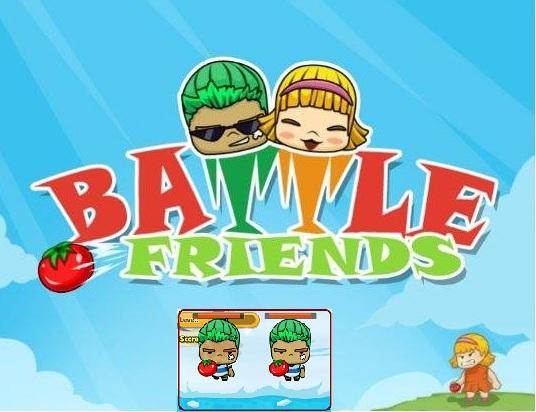 Battle Friends - Vui nhộn với cuộc chiến ném cà chua do dev Việt tự phát triển