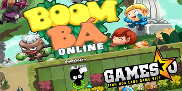 Trải nghiệm nhanh Boom Bá Online: Thêm một gMO Việt đáng thử!