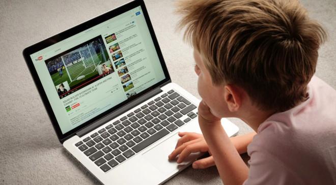 Nhiều kênh YouTube dành cho trẻ em lách luật để quảng cáo